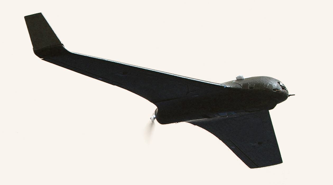 Fixed-wing